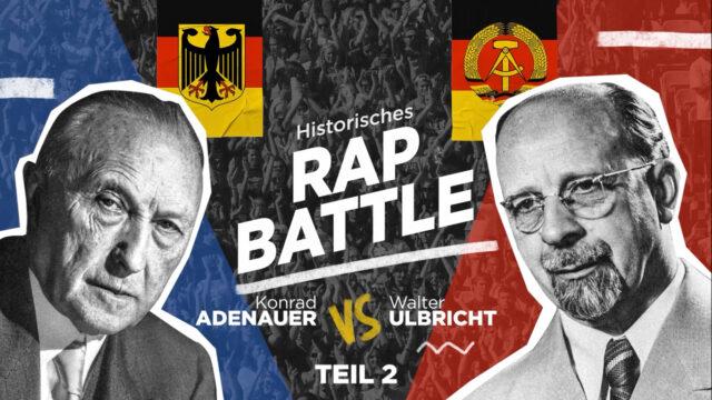Rap Battle. Part 2.